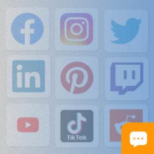 Social Media For Prevention